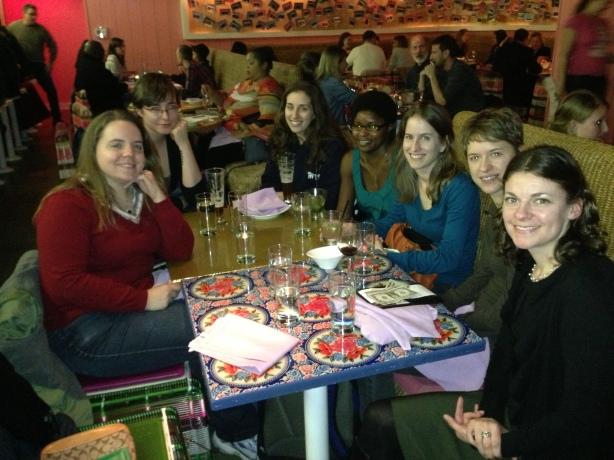 Smith Happy Hour, 12.18.2012