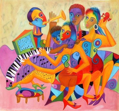 women jazz